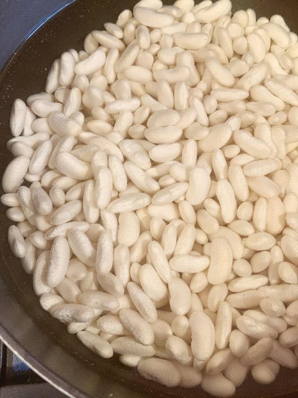 overnight beans