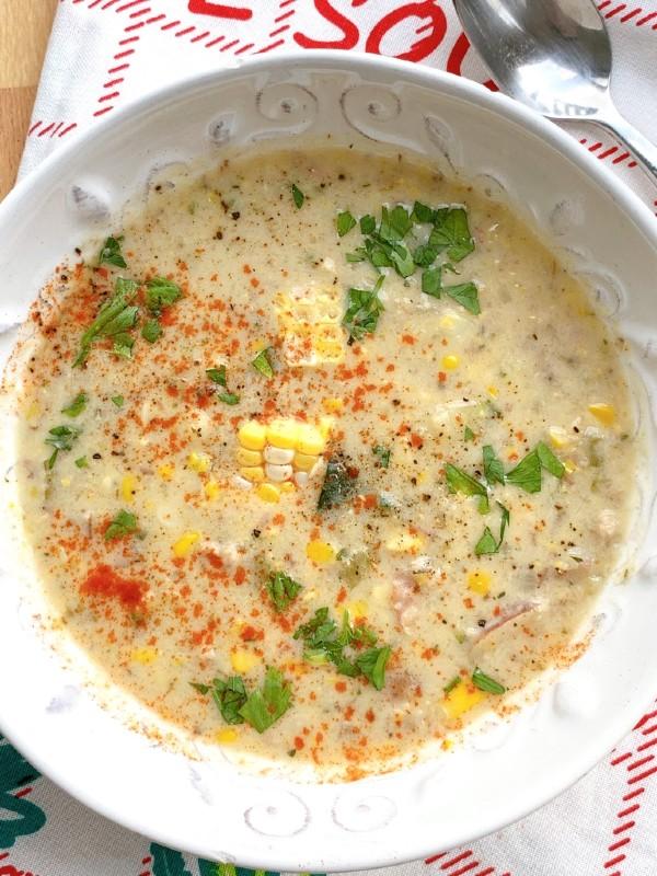 chowder bowl