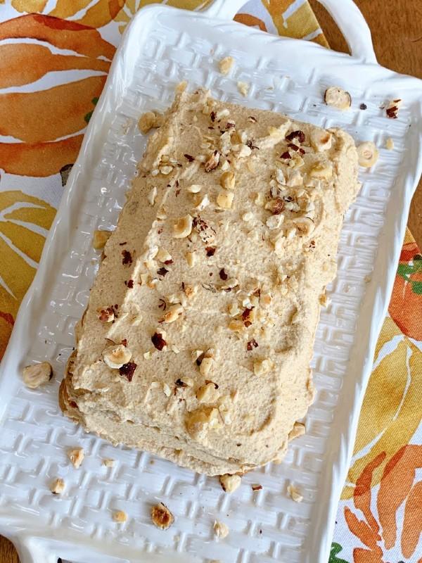pumpkin tiramisu loaf